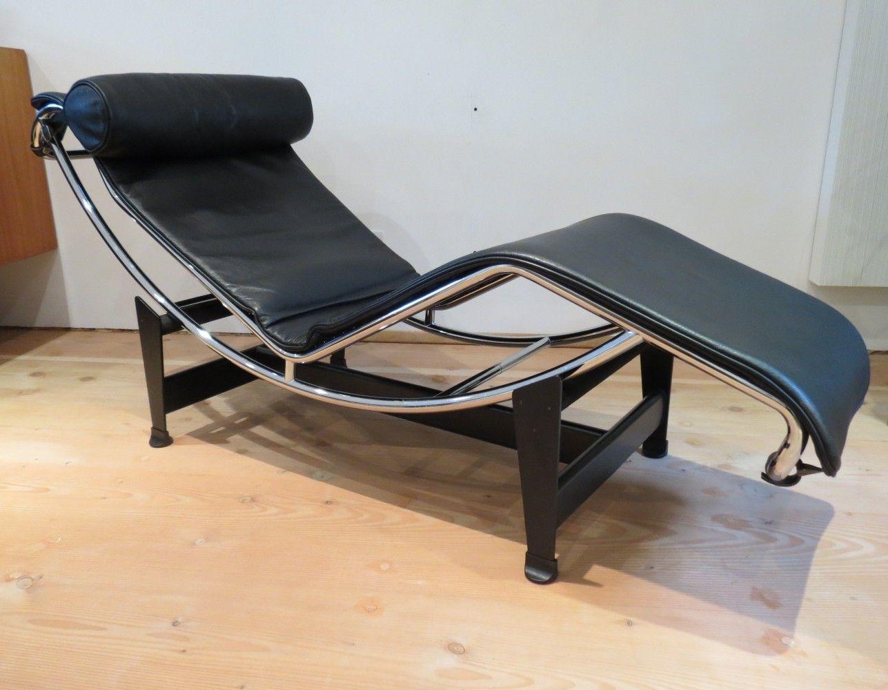 Sensational Lc4 Lounge Chair From The Nineties By Le Corbusier Inzonedesignstudio Interior Chair Design Inzonedesignstudiocom