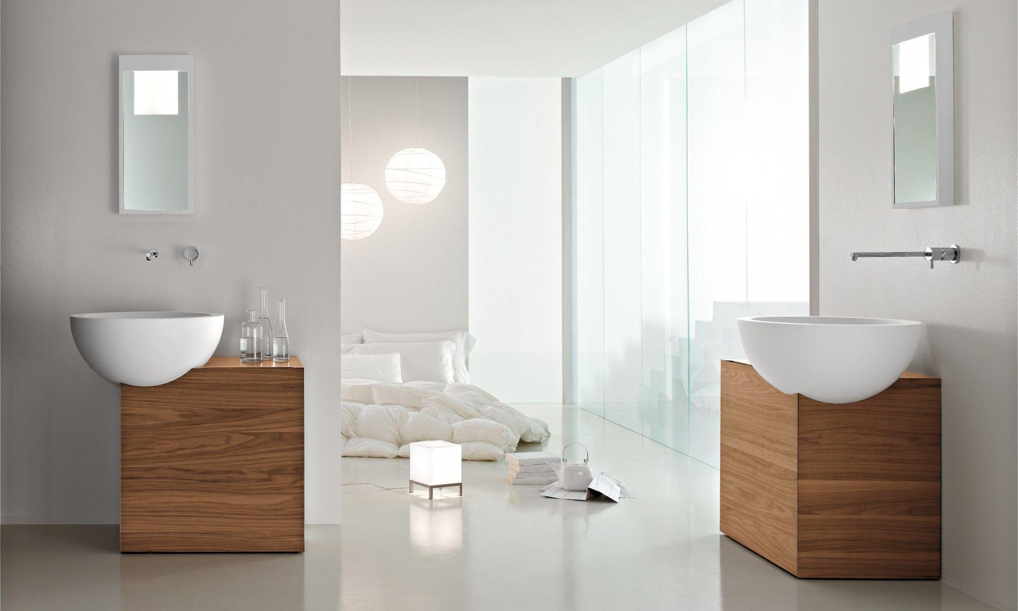 Twin vanity units | Decorating Ideas | Pinterest | Interiors, Modern ...