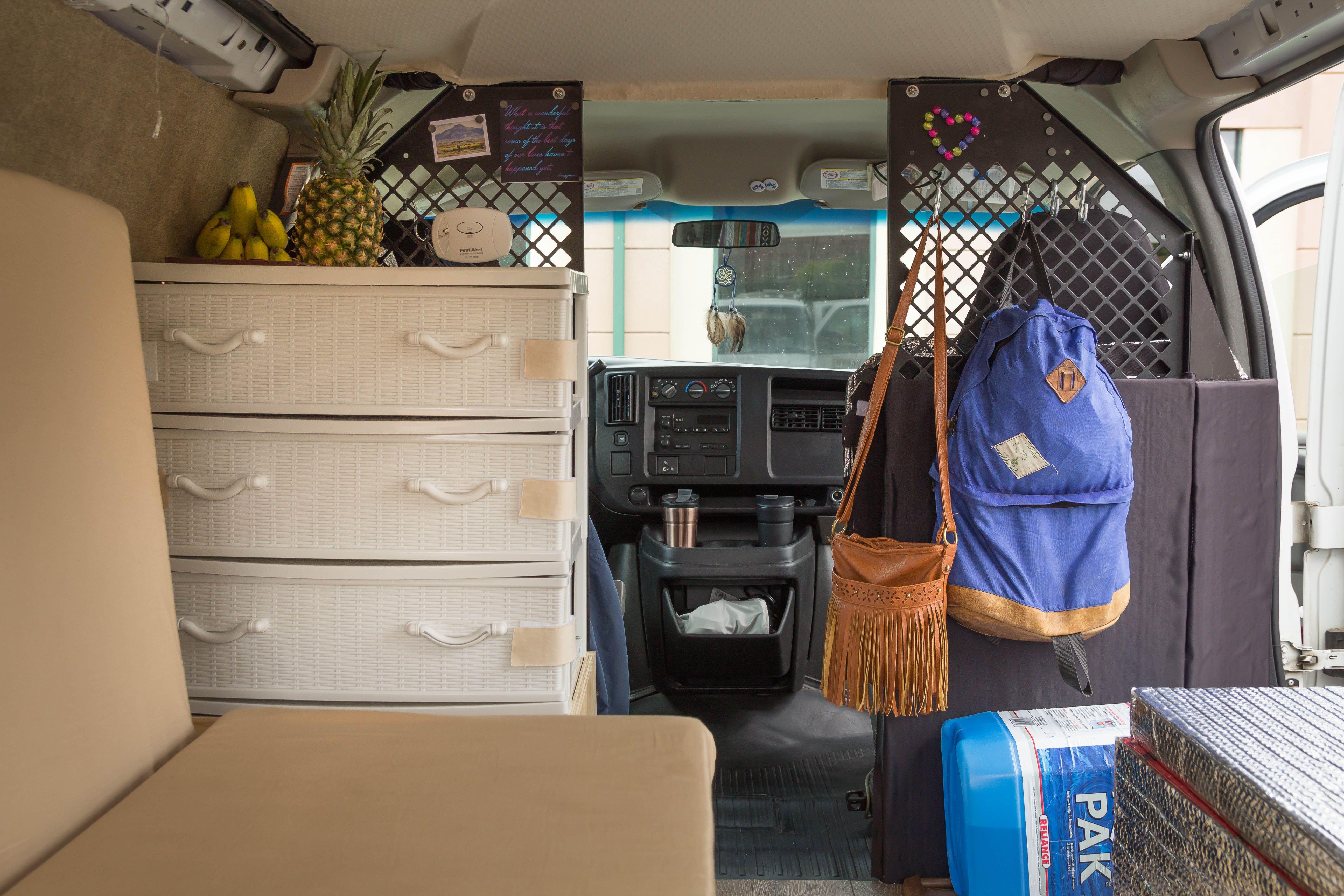 Van build, DIY van, cargo van conversion bed | Vehicles