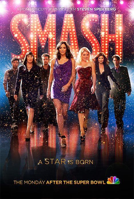 Smash Season 1 Promotional Picture Christian Borle Favorite Tv Shows Tv Shows