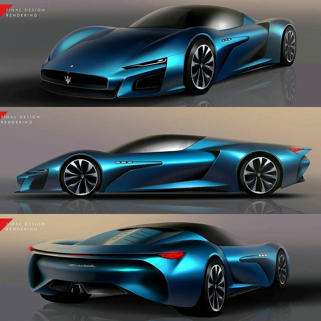 Zhaokun Wang Concept Cars Sports Cars Luxury Concept Car Design