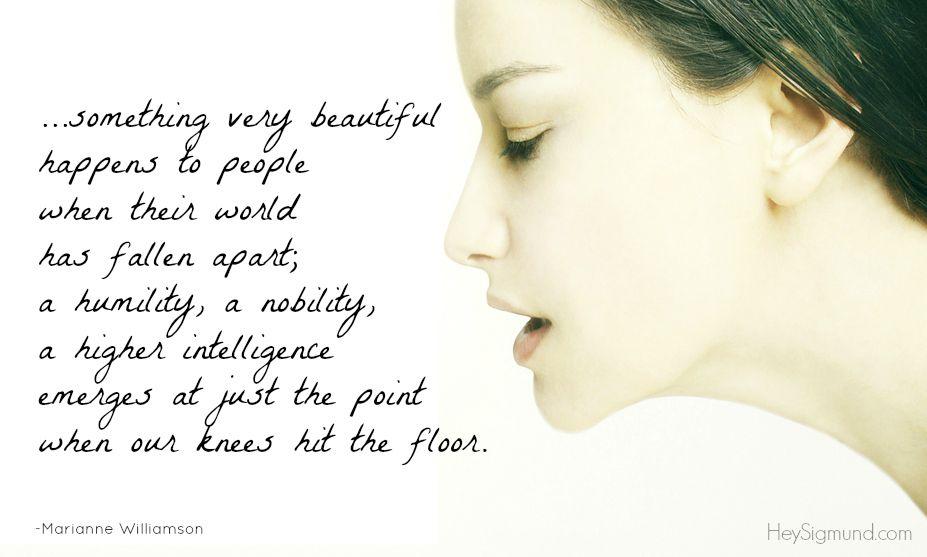 Something very beautiful