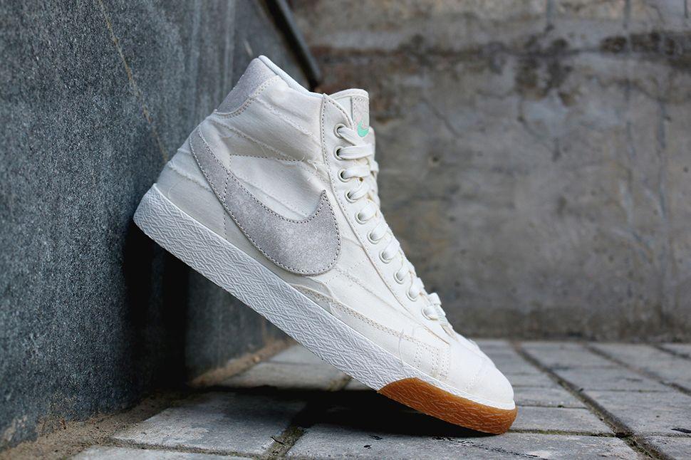 new arrival 76612 cc8f6 Nike Blazer Mid PRM Vintage QS