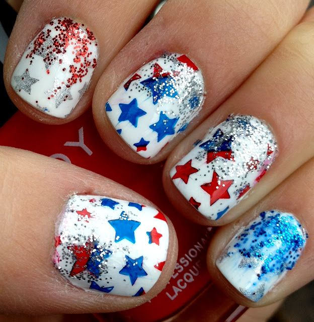 Nails by an OPI Addict: America | Amber | Pinterest | OPI, Toe nail ...