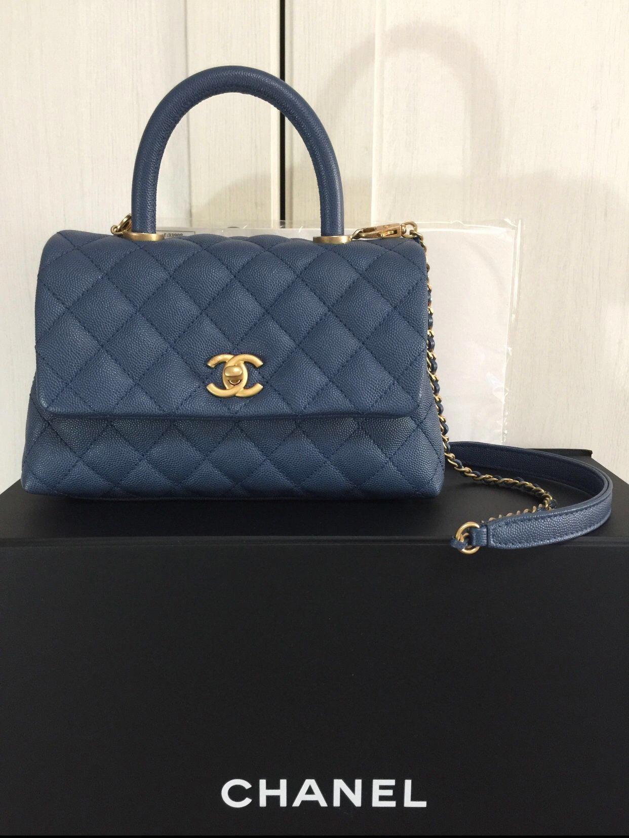 69a31791c960 Chanel Coco Handle Bag  Chanelhandbags
