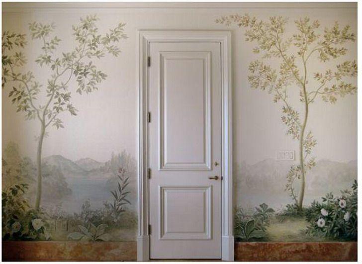 Creative Italian Wall Mural