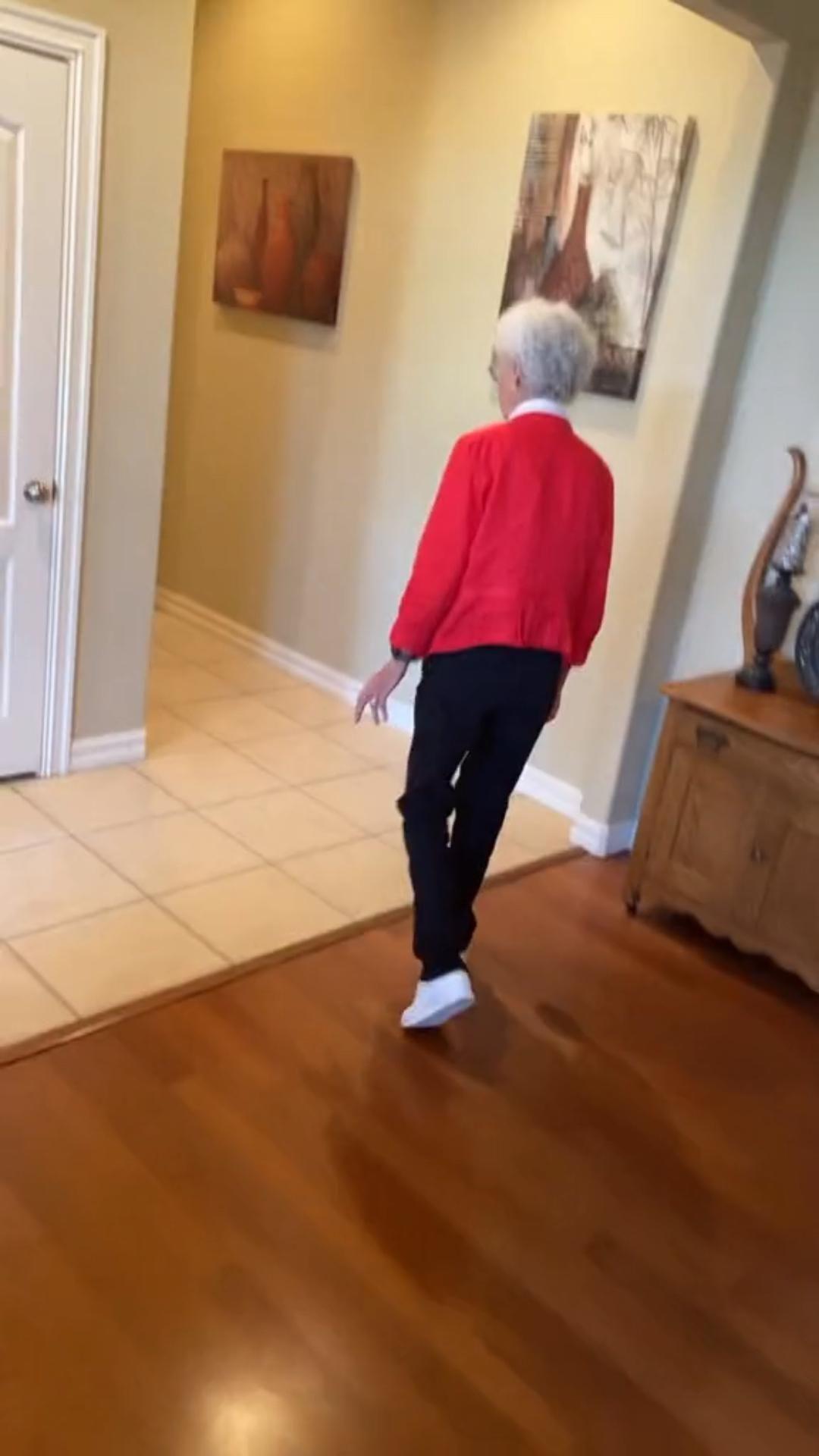 She's Fast!