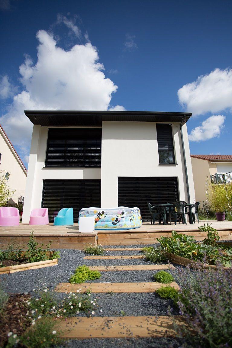 Maison En Bois Moselle innov'habitat - réalisations construction de maisons bois