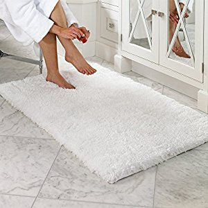 Lochas Soft Gy Bath Mat Bathroom