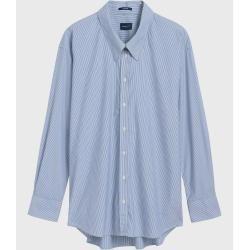 Gant Fein gestreifte Tech Prep™ Bluse (Blau) GantGant