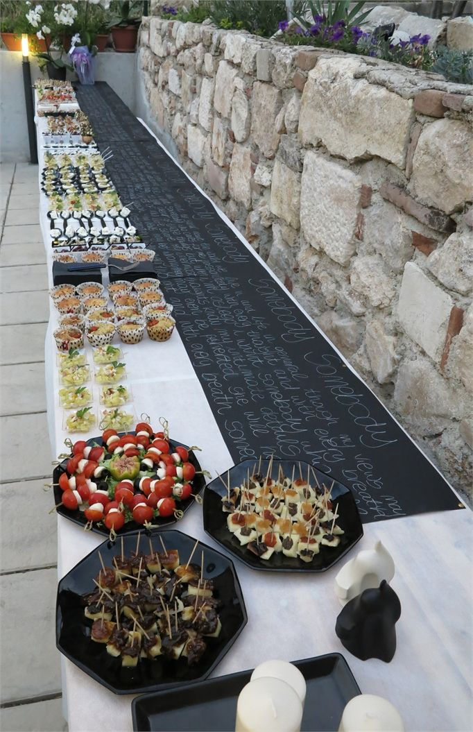 Finger food party good idea instead of a rehearsal dinner the finger food party good idea instead of a rehearsal dinner forumfinder Gallery