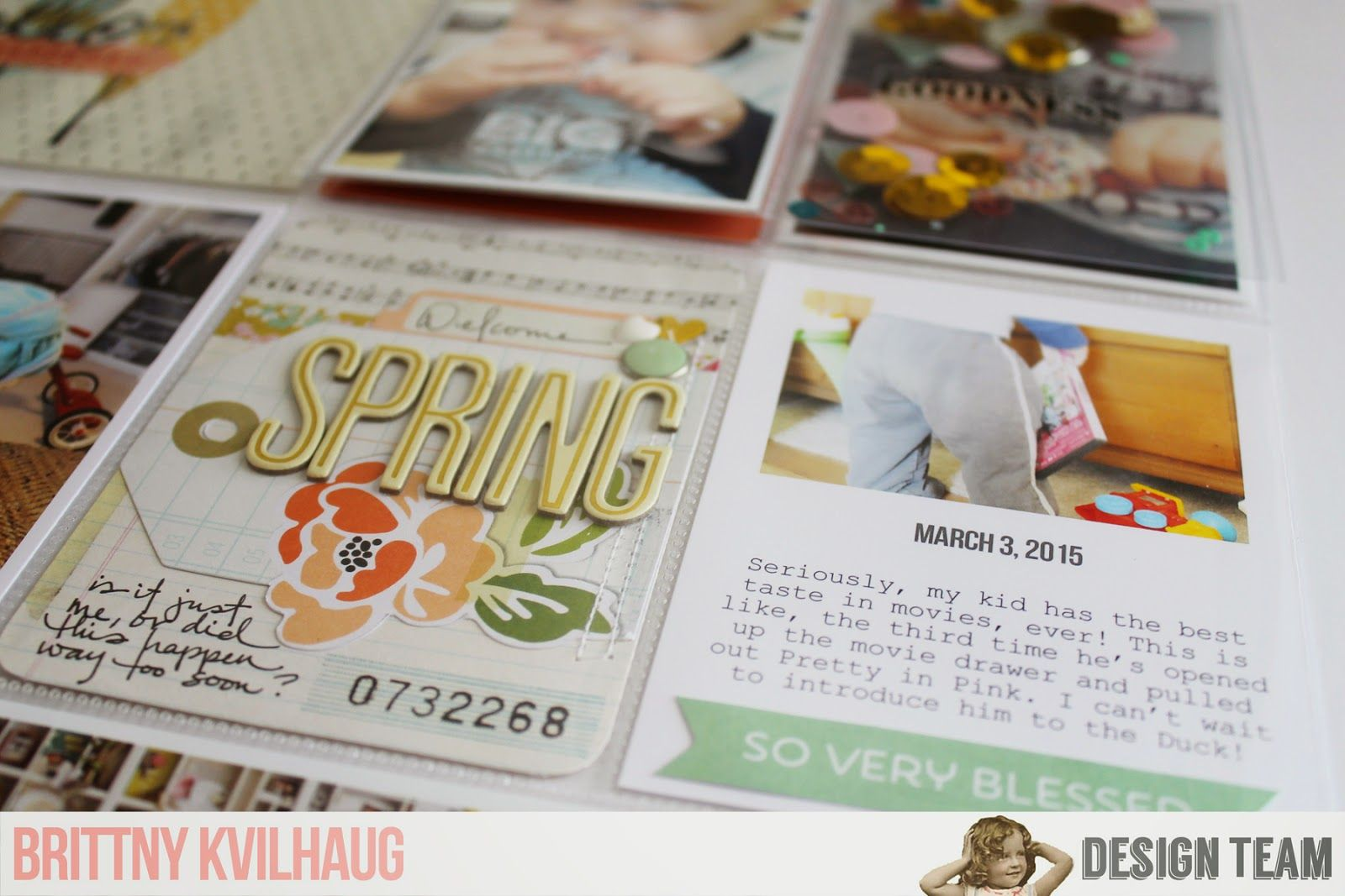 Well, we are officially in Spring, y'all! And this week on the blog, we are all going to be celebrating!     I got my new Fuse the very sam...