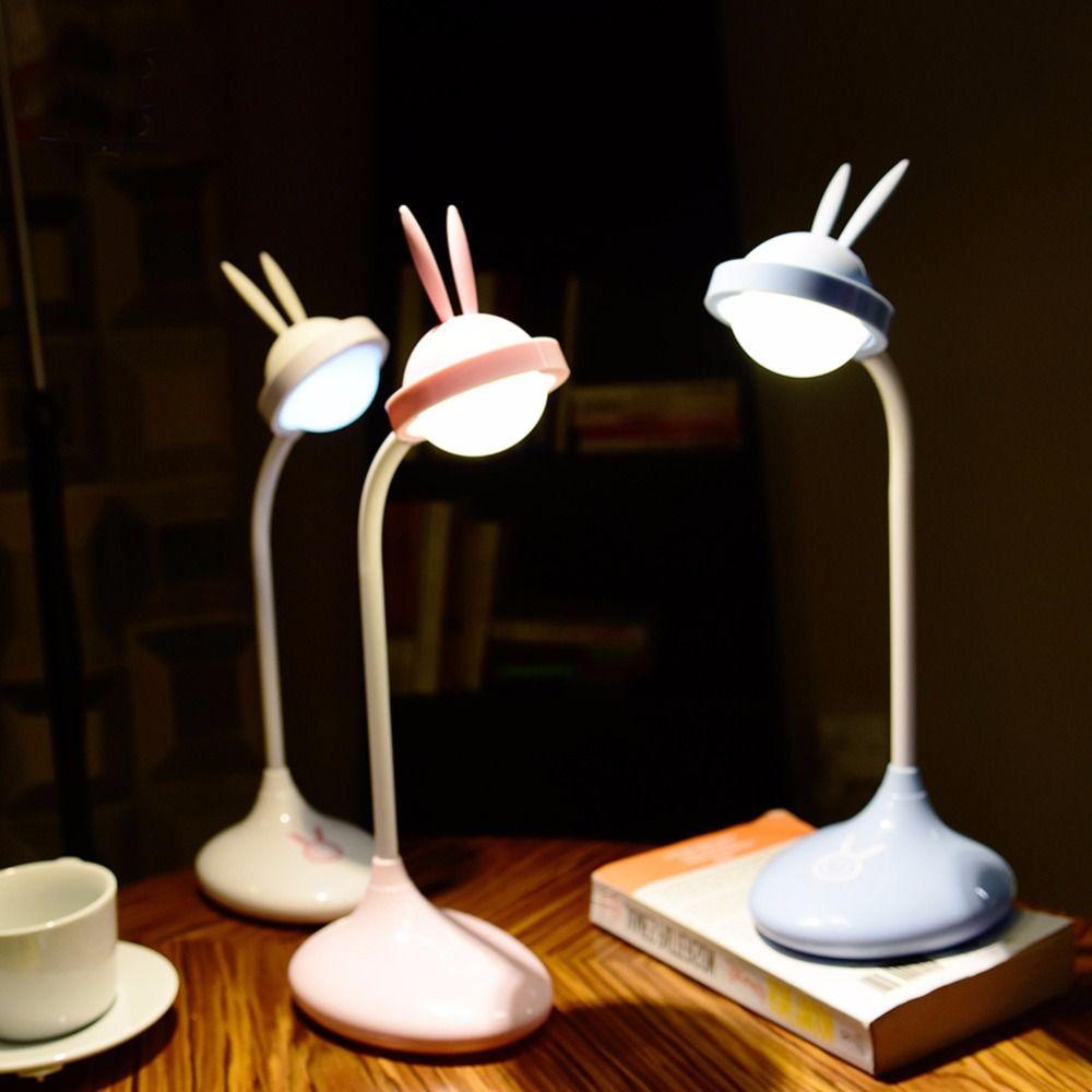 Find More Desk Lamps Information About Rabbit Led Desk Lamp Usb