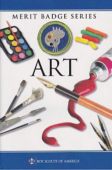 Art Merit Badge P&hlet