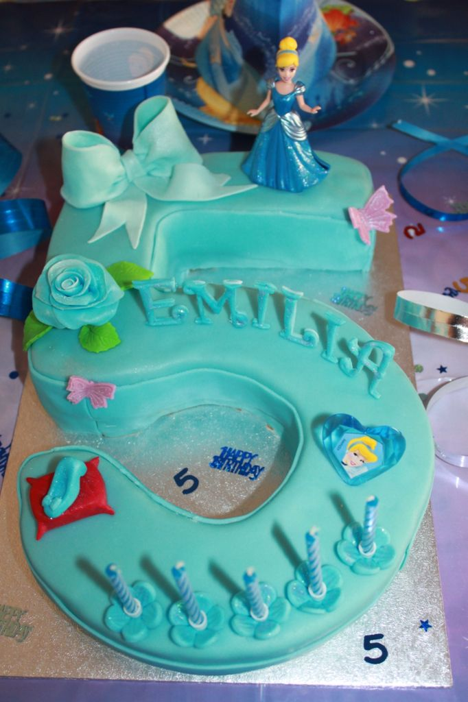 Number Five Torte Zum 5 Geburtstag Cake Girl Cakes Desserts