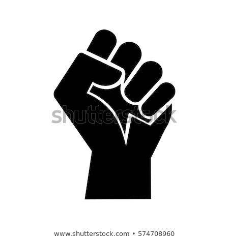 Pin By Imaninav On Campaign Raised Fist Power Symbol Symbols