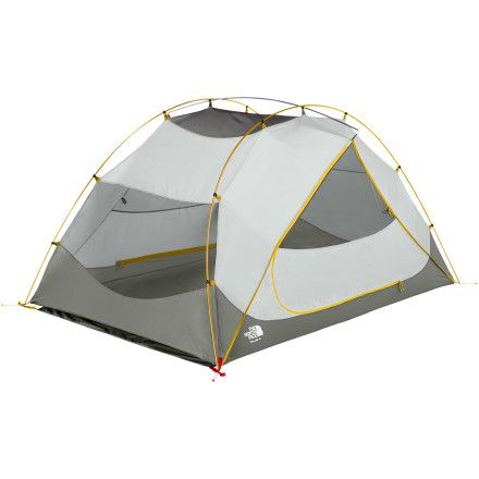 The North Face Talus 4 Tent 4-Person 3-Season  sc 1 st  Pinterest & The North Face Talus 4 Tent: 4-Person 3-Season | Tents Camping ...