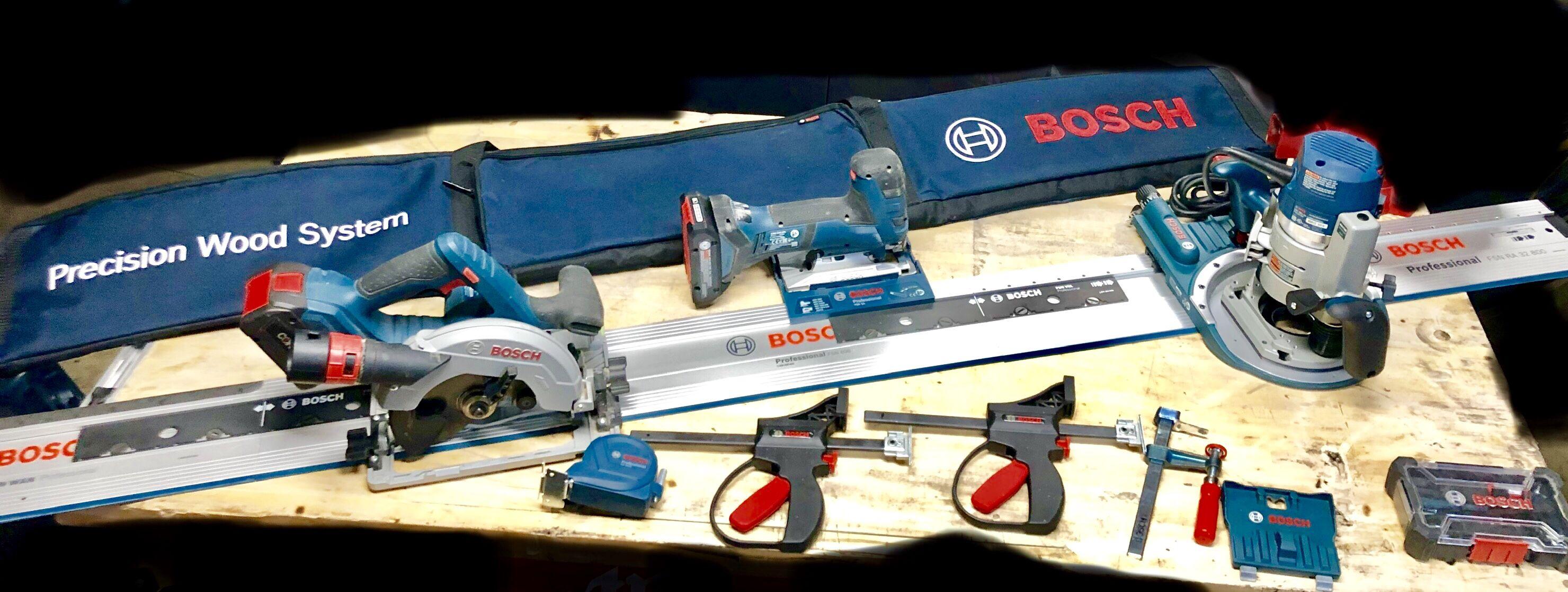 Bosch Fsn Guide Rail System Bosch Tools Bosch Tools