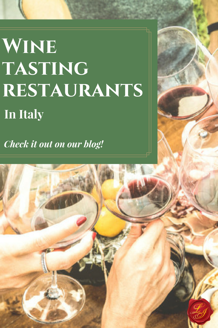 Since Italy Is Known For Having Excellent Wine Here Are 8 Restaurants With Tasting In Diffe Cities Of Check It Out
