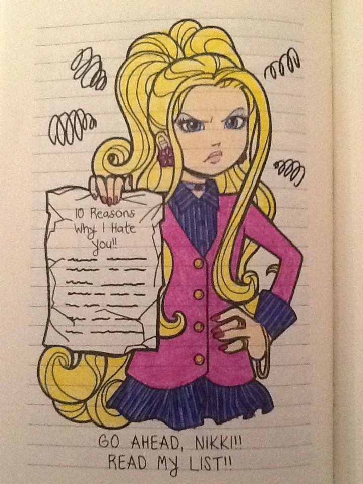 Mackenzie Is So Mean Dork Diaries Dork Diaries Books Dork Diaries Series