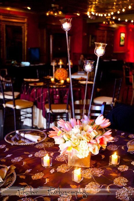 Wedding Reception At Ceviche Tapas Bar Restaurant In Orlando
