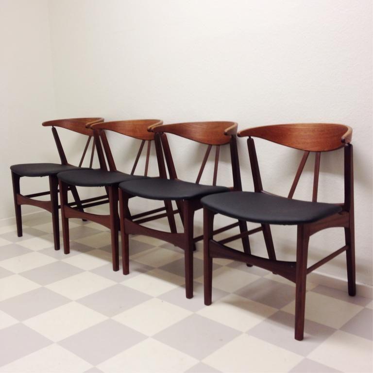 dansk design stolar