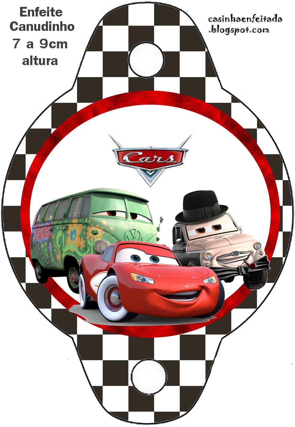 Kit Festa Carros Para Imprimir Gratis Disney Cars BirthdayCars