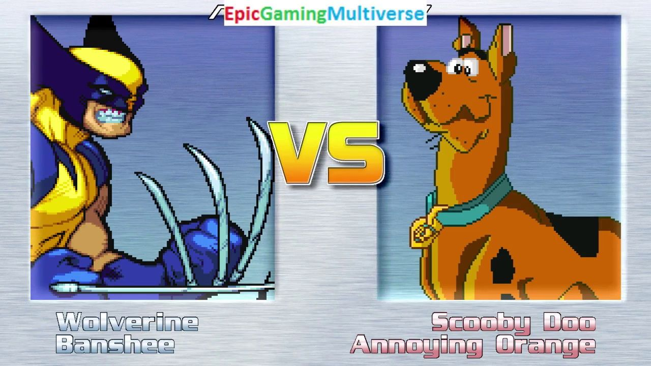 Banshee And Wolverine VS Scooby-Doo The Dog And Annoying Orange In A MUGEN Match / Battle / Fight: https://t.co/kFCkb0Ffhe via