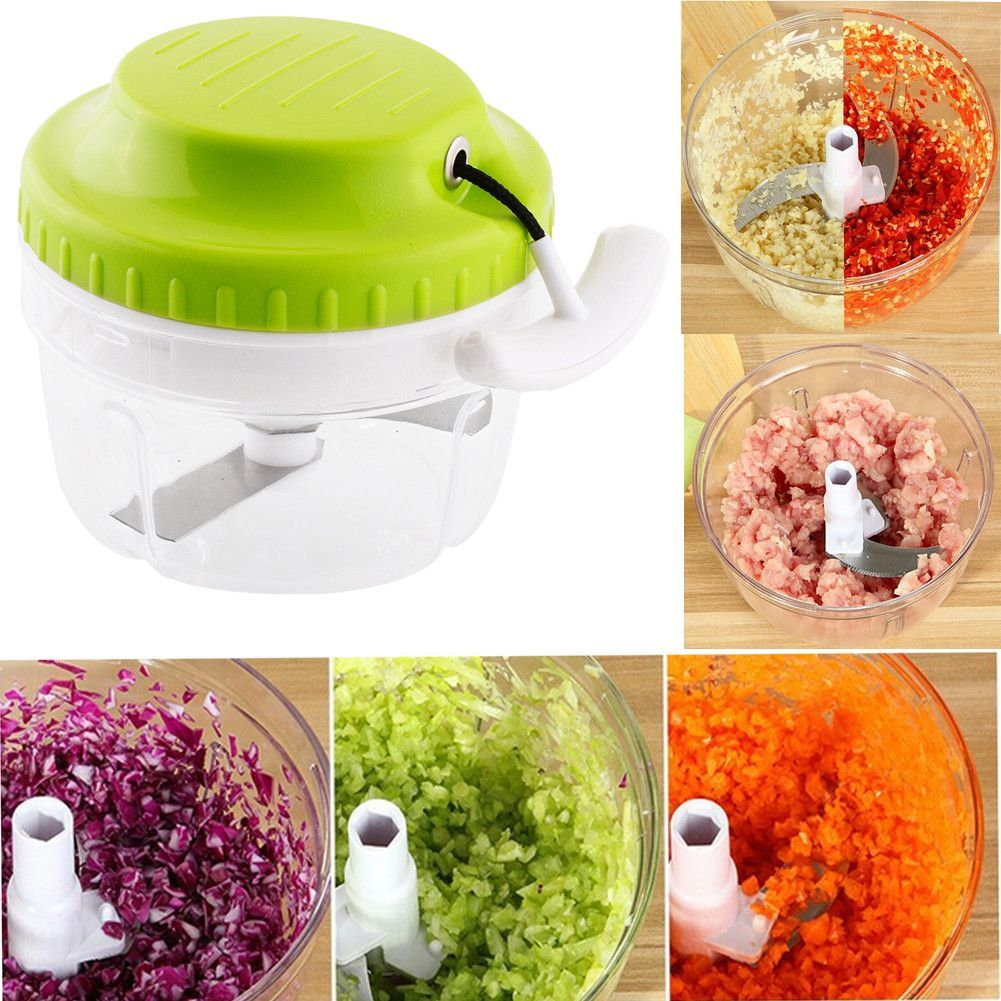 New Fashion Manual Meat ▽ Grinder Mincer Spice Vegetable Chopper Cutter  Baby Food ᗜ Ljഃ Processor Multifunction Kitchen Tool New Fashion Manual Meat  ...
