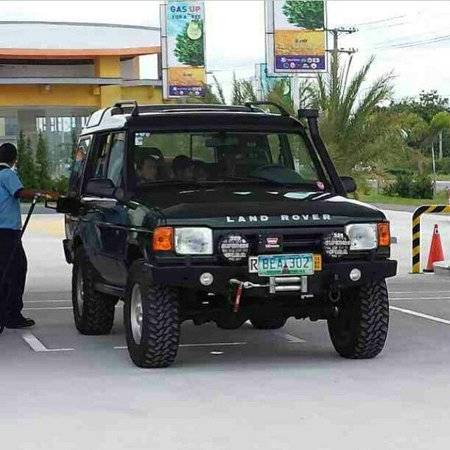 Land Rover Discovery 1 Js