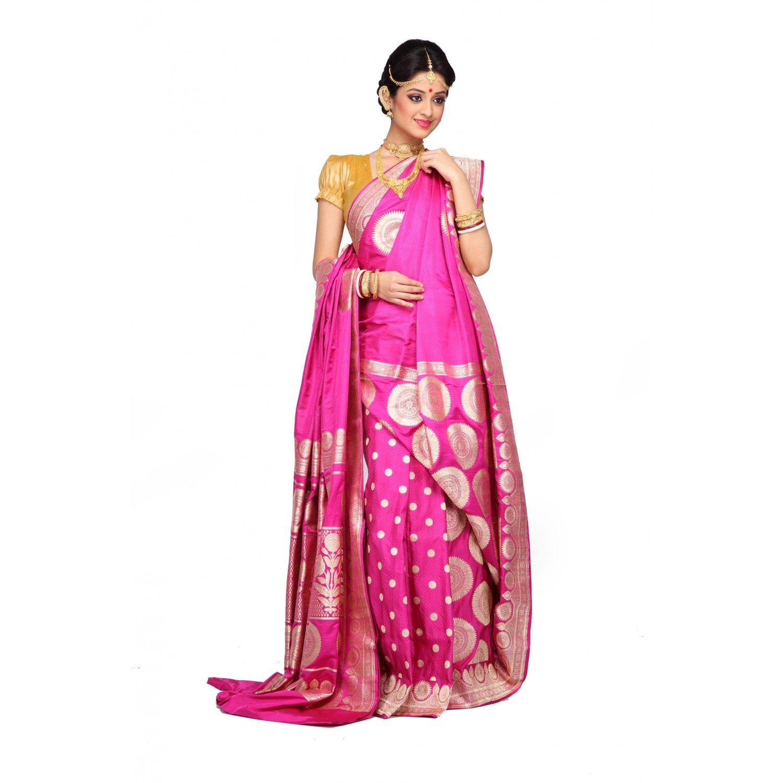 Shopping wedding #sarees online enhances the grandeur of the ...
