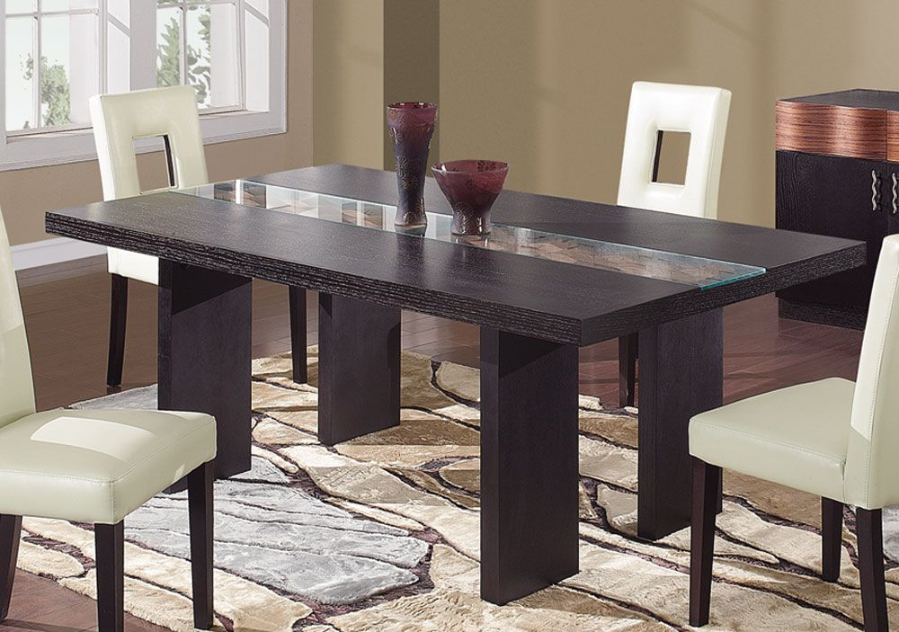18+ Dark brown dining table and chairs Inspiration