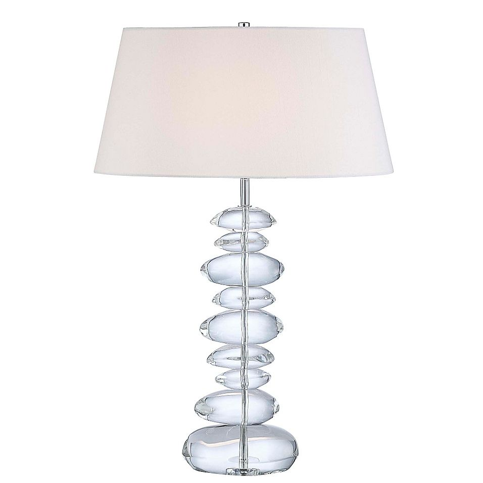 George Kovacs Portables Table Lamp With Chrome Finish Bed Bath Beyond Tall Table Lamps Chrome Table Lamp Modern Table Lamp