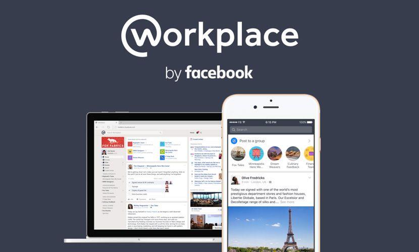 Facebook Workplace es la apuesta de la red social para contraatacar a Slack - http://www.androidsis.com/facebook-workplace-la-apuesta-la-red-social-contraatacar-slack/