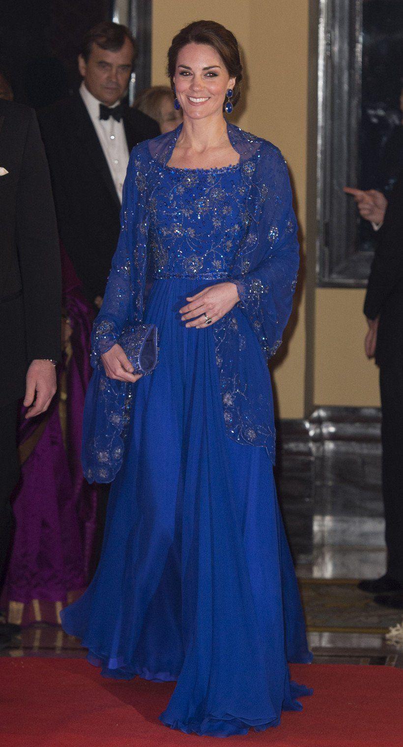 Ao estilo de uma princesa: os melhores vestidos de noite