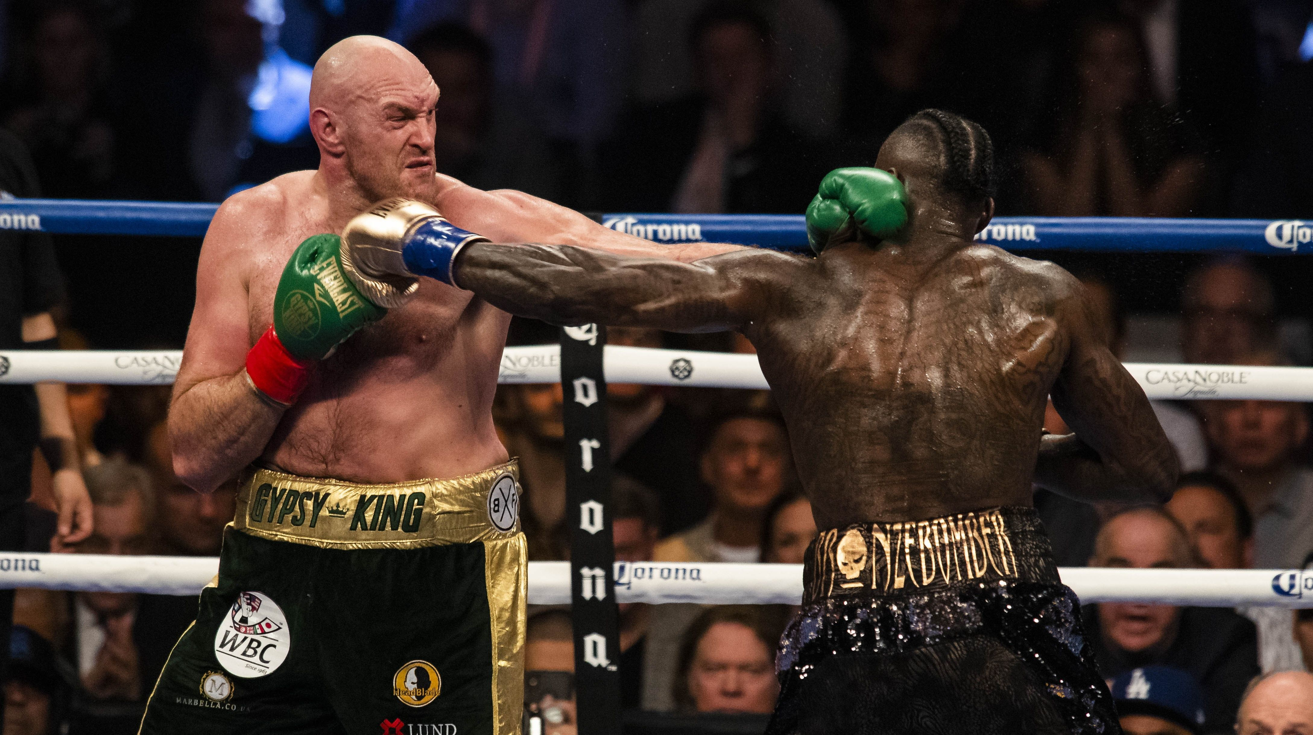 Wilder vs Fury 2 live stream how to watch the huge boxing