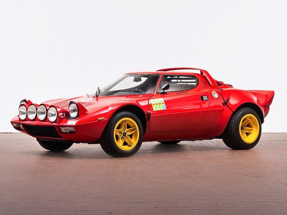 Lancia Stratos For Sale >> 1977 Lancia Stratos Hf Group 4 Classic Driver Market