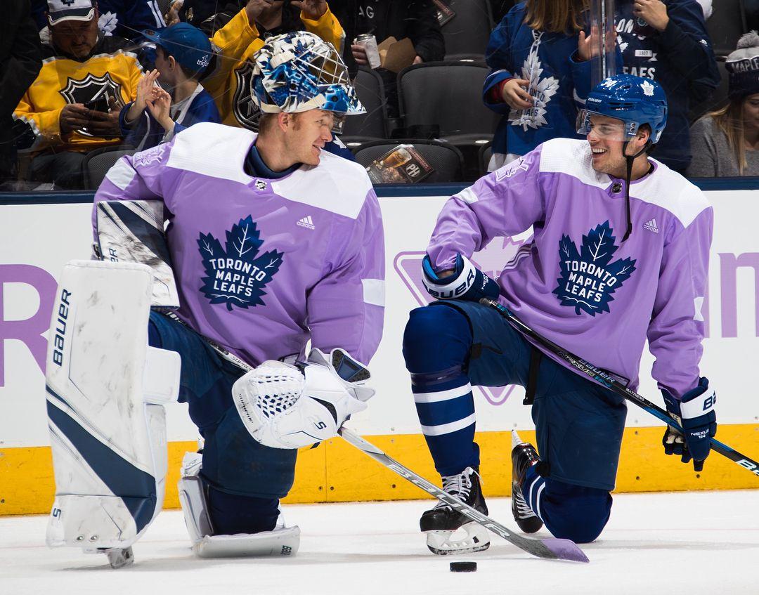 "hot sale online fbc9c daa6e Toronto Maple Leafs (@mapleleafs) on Instagram: ""Those ..."