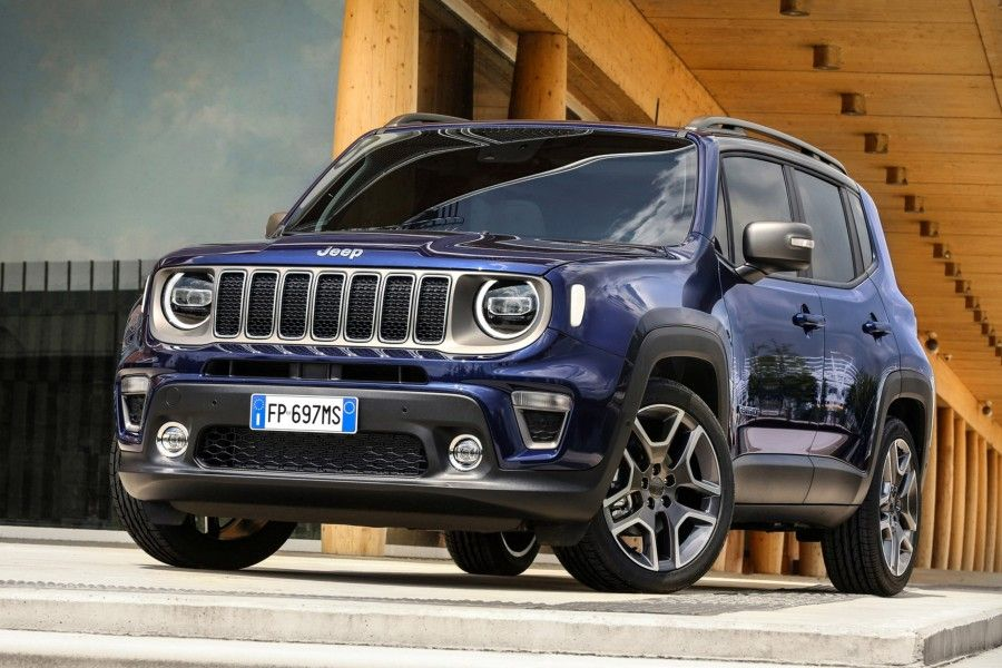 Jeep Renegade 2019 Lequel Choisir Jeep Renegade Picapes Com Suspensao Alta E Jipes