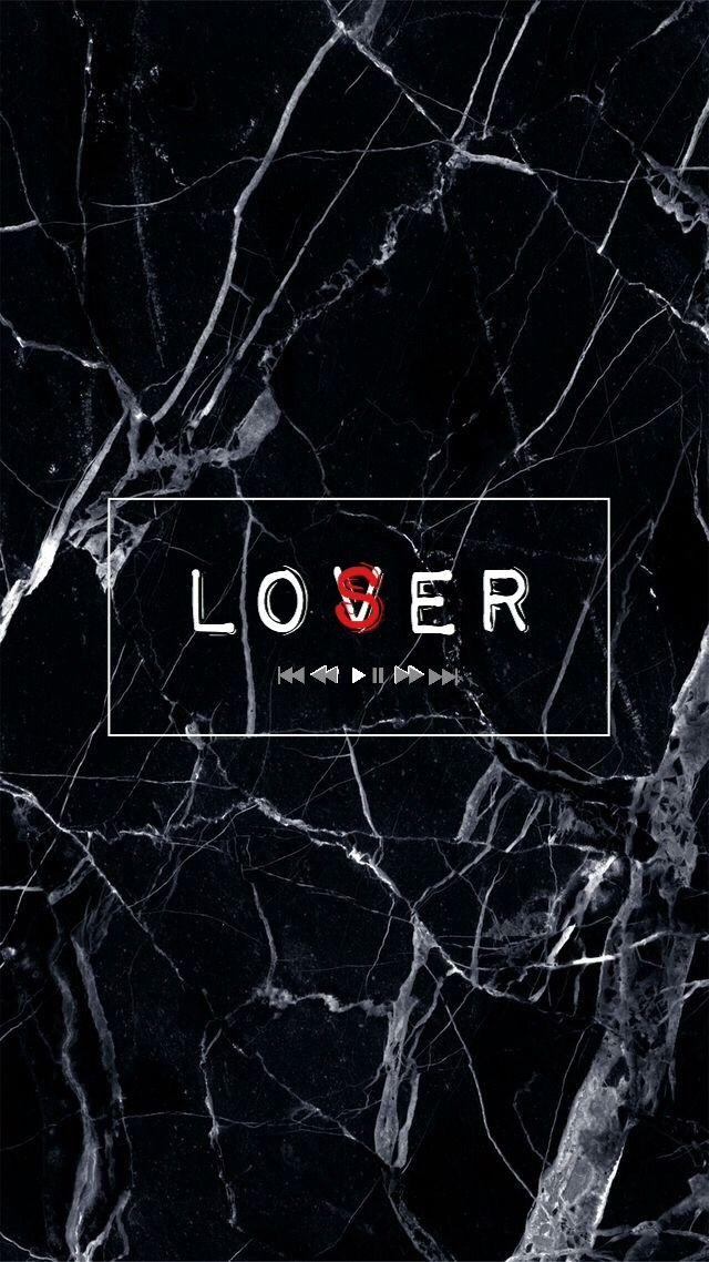 Lover Loser In 2019 Scary Wallpaper Emo Wallpaper