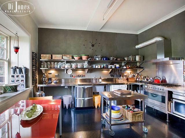 Industrial Style Kitchen Dining Pinterest Industrial Style Cool Bakery Kitchen Design Style