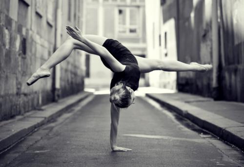 Balance in an unbalanced world.