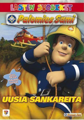 Palomies Sami: Uusia sankareita dvd on ensimmäinen Samin julkaisu. Sami on palomies. Hän on rohkea, hauska ja auttavainen. Hän on aina valmis tarjoamaan apuaan, oli kyseessä sitten pinteeseen joutuneet eläimet tai ihmiset niin maalla, merellä kuin ilmassa. Palomies Sami on paras kaikista. Hän on todellinen sankari!