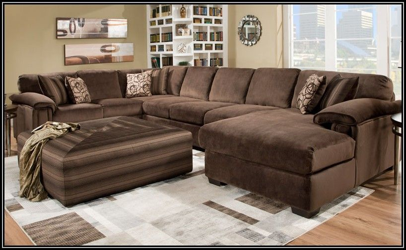 3 Piece Couch Covers | Oversized sectional sofa, Large ...