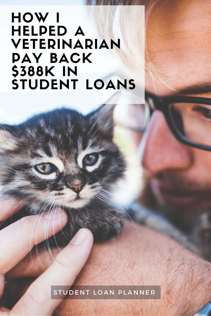 How Can This Veterinarian Pay Back Her Massive Student Debt