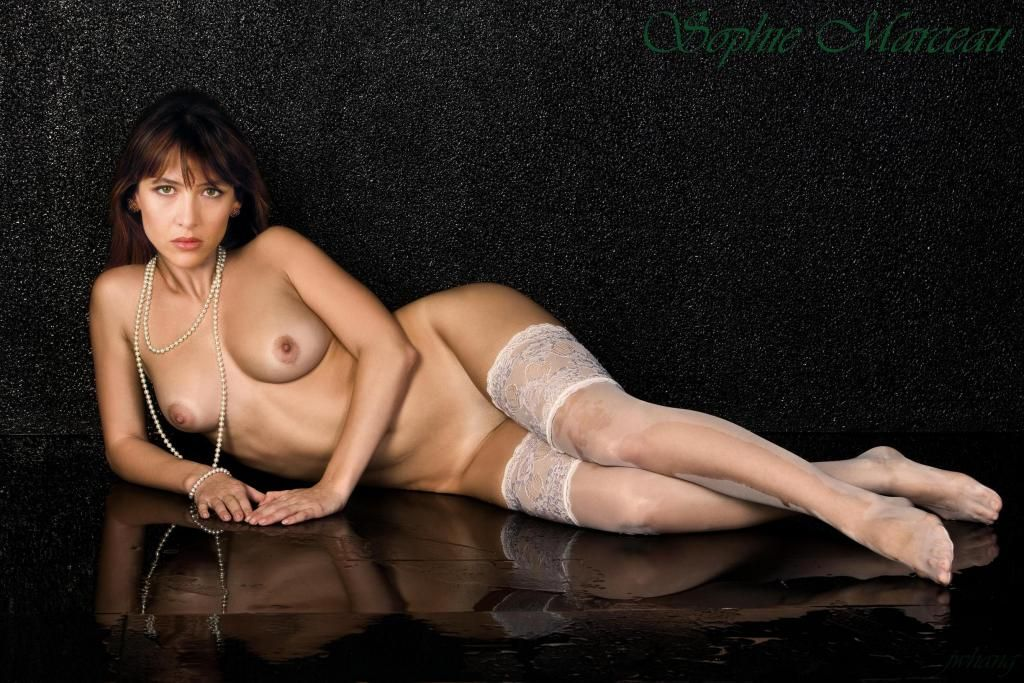 Sophie Marceau Celebrities Naked