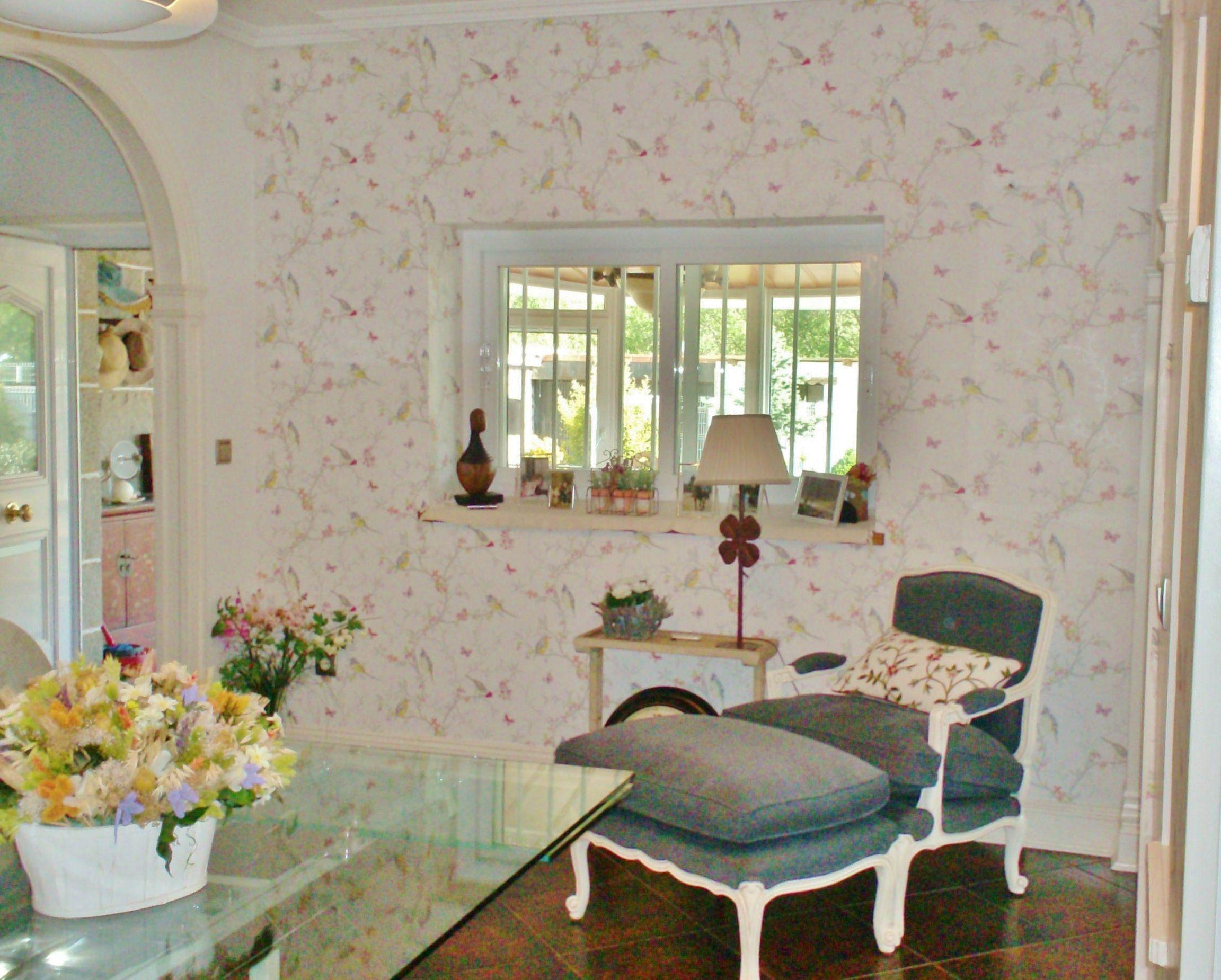 Decoraci N Paredes Pintura Y Papel Pintado Decoracion Paredes  ~ Pintura Decorativa Paredes Interiores
