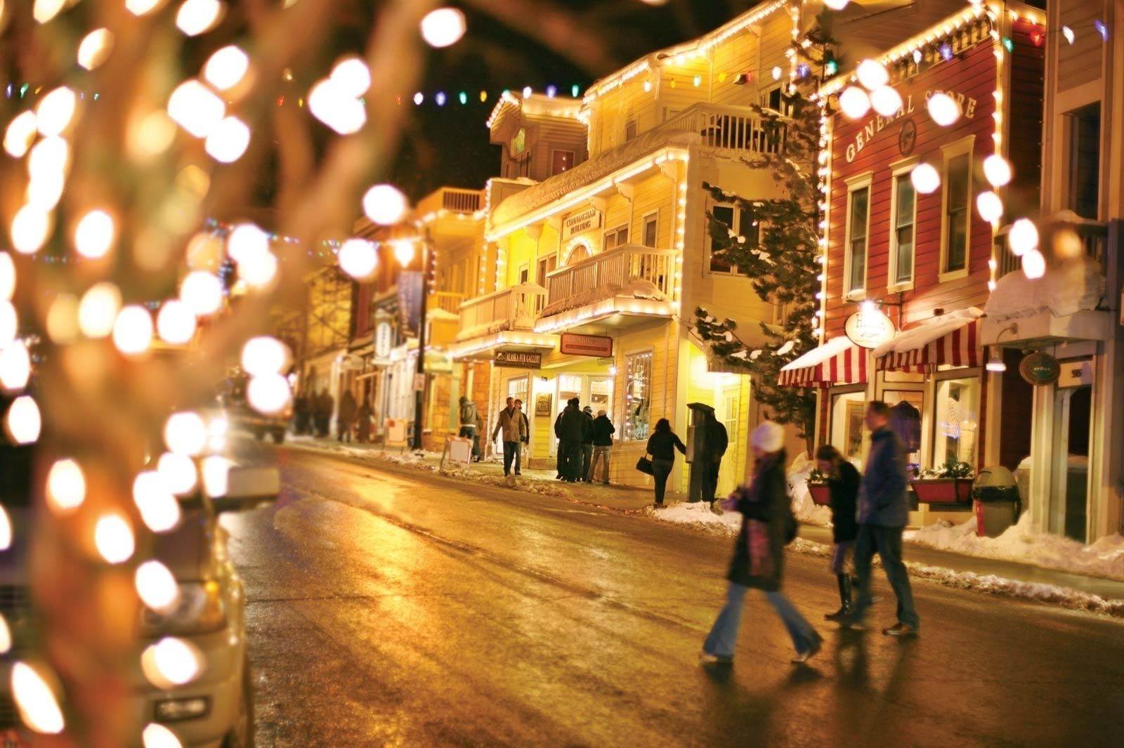 Park City Holiday Events Christmas and New Year's