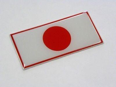 HONDA-RUCKUS-ZOOMER-JAPAN-FLAG-JAPANESE-EMBLEM-BADGE