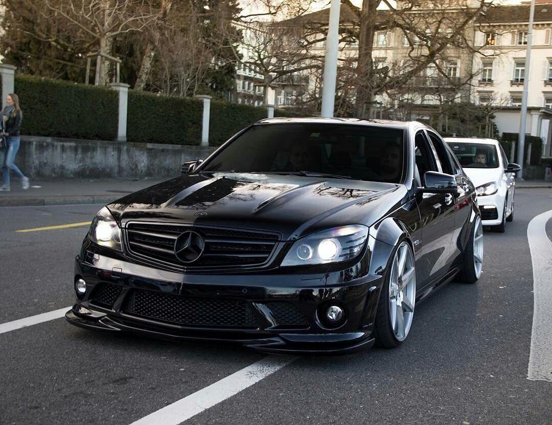 Mercedes C63 AMG • W204 #Mercedesclassiccars   BenzTuning